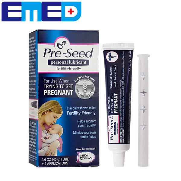 【美國Pre-Seed 】好孕潤滑劑(9次用)