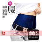 MUVA遠紅外線調整型塑腰(1入)加強塑...
