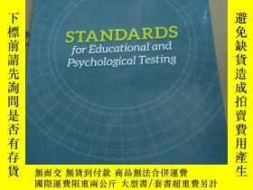 二手書博民逛書店STANDARDS罕見for Educational and P