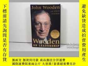 二手書博民逛書店Wooden罕見On LeadershipY307751 John Wooden Mcgraw-hill Ed