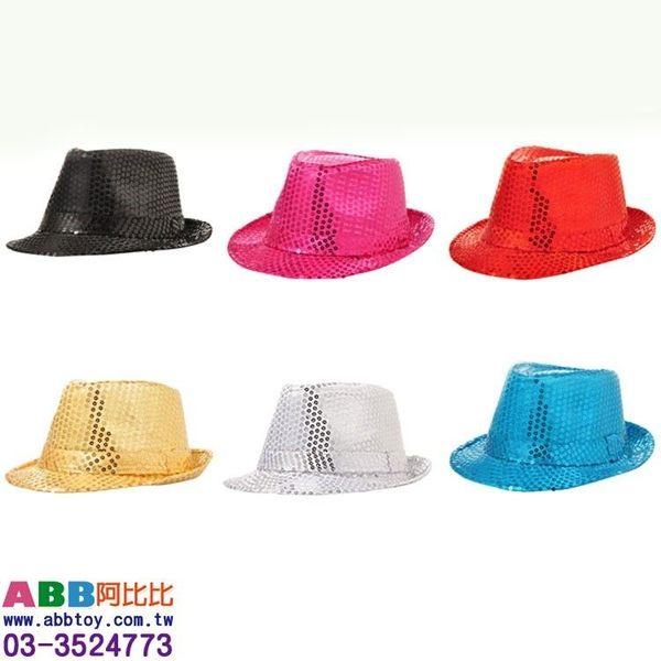 A0032★亮片爵士帽#舞會面具面罩眼罩頭套眼鏡生日帽派對帽臉彩畫臉筆假髮髮圈髮夾