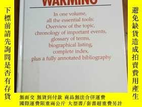 二手書博民逛書店Global罕見Warming (LIBRARY IN A BO