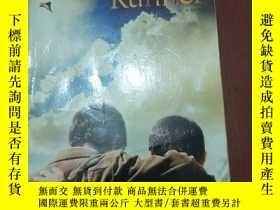 二手書博民逛書店THE罕見KITE RUNNER(追風箏的人)Y6605 Kha