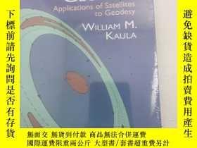 二手書博民逛書店Theory罕見of Satellite Geodesy : Applications of Satellites