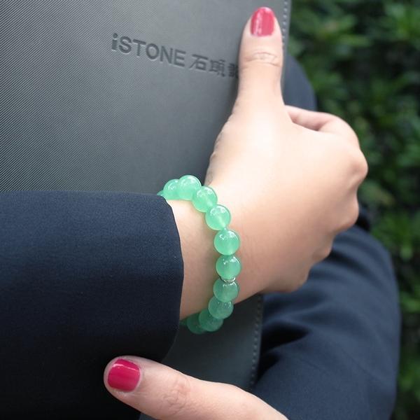 東菱玉手鍊-品牌經典-10mm 石頭記