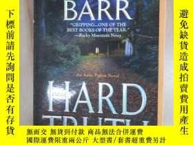 二手書博民逛書店外文書罕見NEVADA BARR HARD TRUTH(共322頁,32開)Y15969