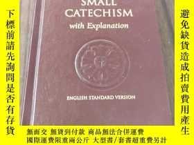 二手書博民逛書店LUTHER'S罕見SMALL CATECHISM(精裝庫存)Y6318 with Explanation E