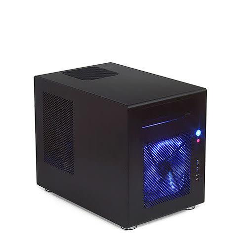 Lian-Li 聯力 PC-Q08 小機殼 終極進化 1大 全鋁 Mini ITX 電腦機殼