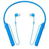 SONY WI-C400  無線藍牙麥克風入耳式耳機藍色