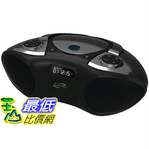 [104美國直購] Ilive Ibc233b Boom Box 無線 音箱