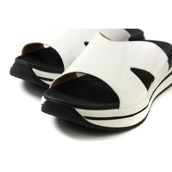 Kimo 拖鞋 厚底 女鞋 白色 KAISF153010 no803
