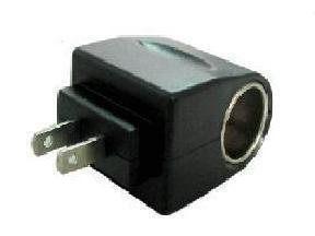【世明國際】家用點煙器 110V~220V轉直流12V電源 500mA