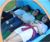 帳篷戶外3-4人全自動加厚防雨二室一廳2人雙人野營露營帳篷套餐