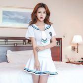 性感水手服情趣制服誘惑套裝角色扮演清純學生制服短裙表演出衣服