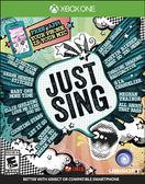 X1 Just Sing(美版代購)