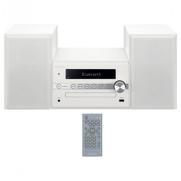先鋒 Pioneer 藍芽NFC微型CD組合音響 X-CM56-W