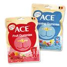 ACE 水果/字母軟糖 48g【BG Shop】~ 2款供選 ~