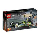 42103【LEGO 樂高積木】科技系列 Technic -直線加速賽車