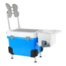 32L釣箱大容量全套可坐釣魚桶多功能2020新款超輕台釣箱便攜魚箱 夢幻小鎮