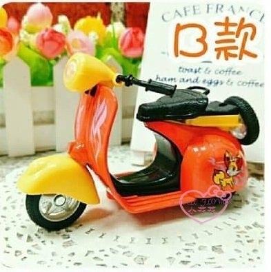 ♥小花花日本精品♥精靈寶可夢Q版迴力車摩托車兒童玩具小車子精緻可愛 50126804