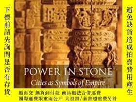二手書博民逛書店Power罕見In StoneY364682 Geoffrey Parker Reaktion Books