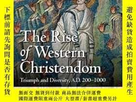 二手書博民逛書店【罕見】The Rise Of Western Christen