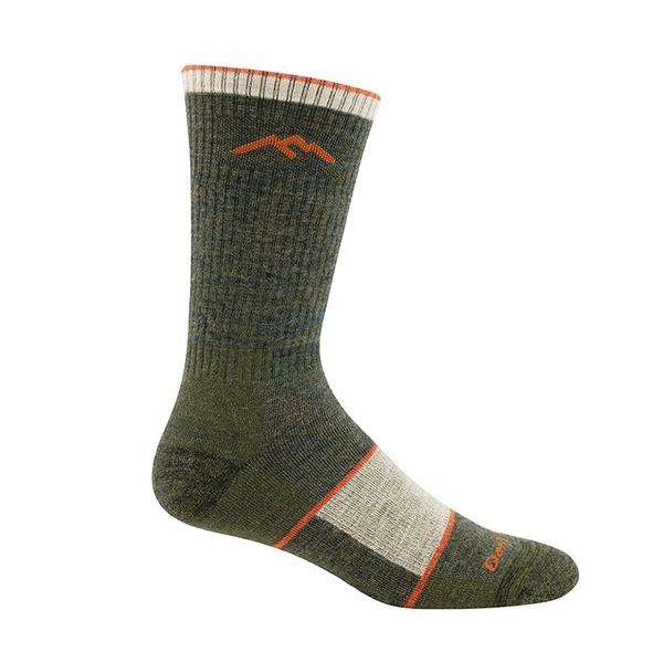 DarnTough Boot Sock Full Cushion 1405 男款登山健行羊毛襪 橄欖綠