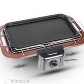 烤盤 鑫巴旺電燒烤爐家用威海大叔無煙烤肉機燒烤架電烤盤電烤爐燒烤架 igo辛瑞拉