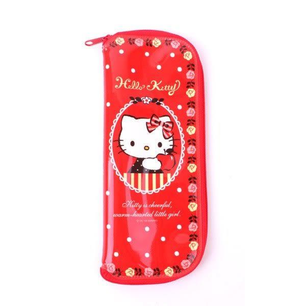 韓國 kitty餐具收納袋
