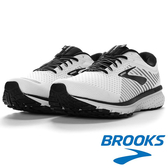 【BROOKS】男 平穩避震緩衝運動健行鞋-寬楦『白色』110316-2E-175 功能鞋.多功能鞋.休閒鞋.登山鞋
