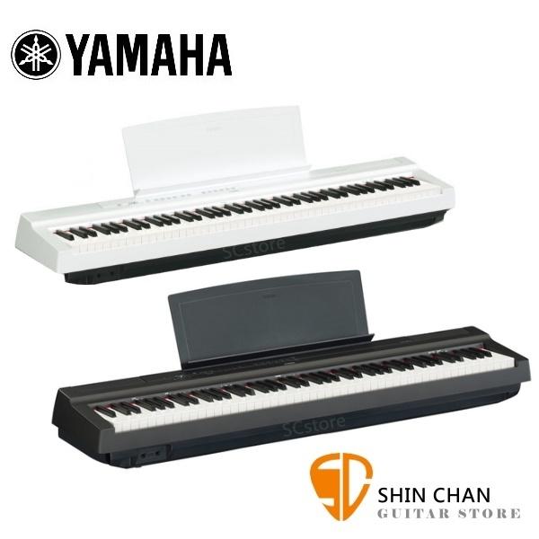 【預購】YAMAHA P125 電鋼琴 / 數位鋼琴 88鍵 台灣山葉原廠公司貨(P115 後續機種 P-125 ) 單琴體