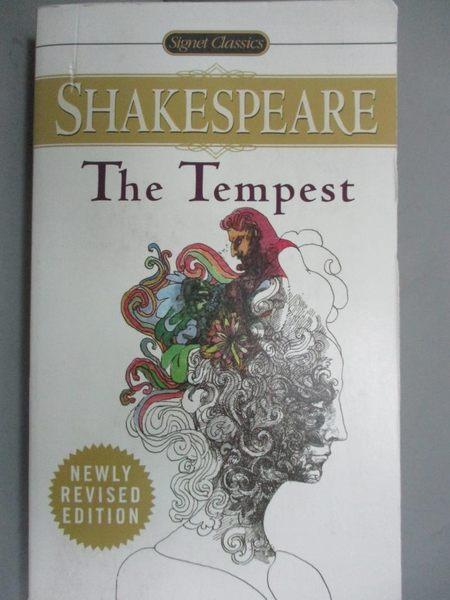 【書寶二手書T7/原文小說_JMJ】The Tempest_Shakespeare, William/ Langbaum
