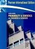 二手書博民逛書店《Probability and Statistics for Engineers and Scientists》 R2Y ISBN:0132047675