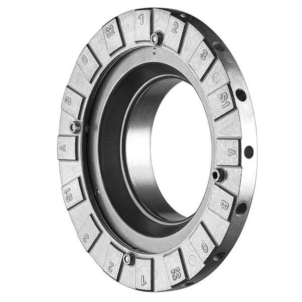 Phottix Speed Ring 棚燈轉接座 For 保榮 Bowens卡口 棚燈/外拍燈/柔光罩/八角雷達罩用