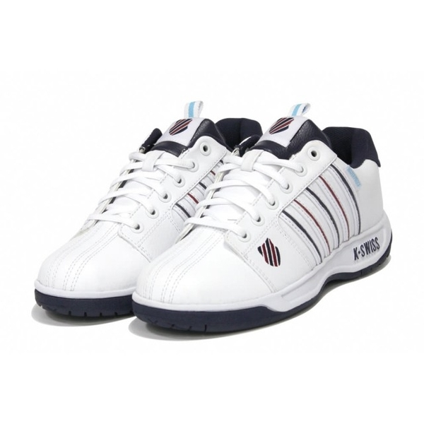 【K-SWISS】Eadall WP防水系列 時尚運動鞋-男(06781-166)