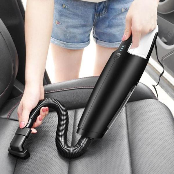 車載吸塵器無線車用大功率手持式家用強力吸可充電手持式汽車專用 【夏日新品】
