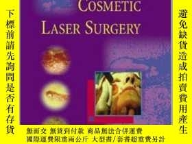 二手書博民逛書店Cosmetic罕見Laser Surgery-激光美容手術Y361738 Richard E. Fitzpa