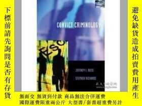 二手書博民逛書店convict罕見criminologyY23583 buxiang