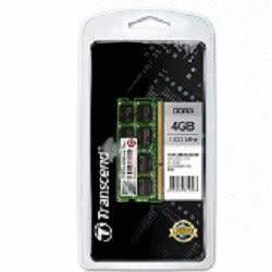 【綠蔭-免運】創見DDR3-1333 4GB 筆記型電腦記憶體 TS512MSK64V3N