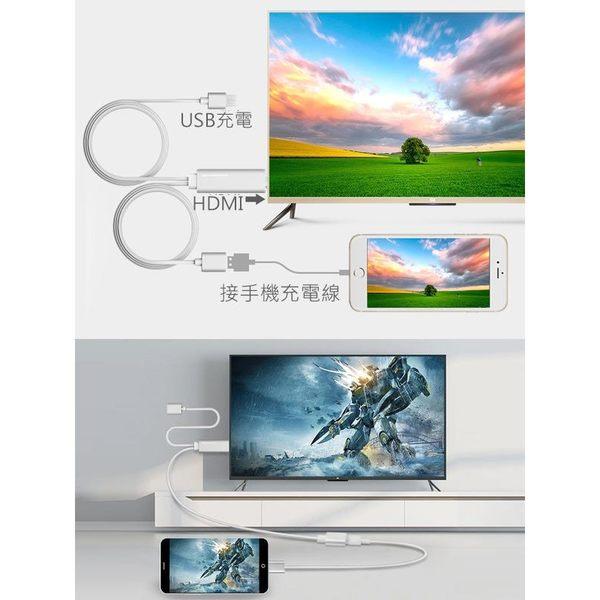 iPhone 6 6S 7 7s X plus 蘋果 ipad air mini apple 轉 HDMI 手機高清傳輸線 1080P 電腦 手機 電視 螢幕 BOXOPEN