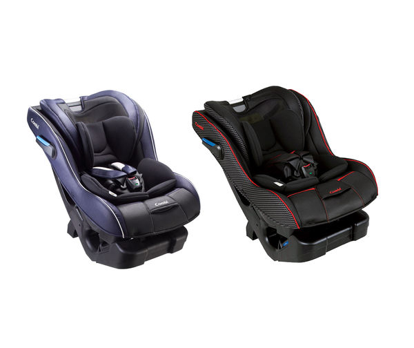Combi New Prim Long EG 嬰幼兒汽車安全座椅/懷抱型汽座-羅馬黑/普魯士藍