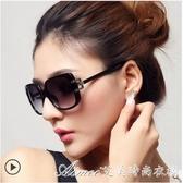 新款年墨鏡女韓版潮ins圓臉網紅防紫外線太陽眼鏡大臉顯瘦