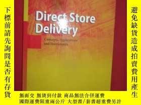 二手書博民逛書店Direct罕見Store Delivery: Concepts