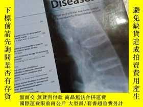 二手書博民逛書店international罕見journal of rheumatic diseases 2009 3Y277