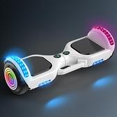 平衡車 雷龍智能電動自平衡車兒童小孩雙輪體感車學生成年兩 晶彩 99免運