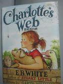 【書寶二手書T1/原文小說_IFA】Charlotte s Web夏綠蒂的網_E.B.White