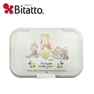 【日本正版】小熊維尼 野餐系列 濕紙巾蓋 L號 日本製 濕紙巾盒蓋 重複黏 Winnie 維尼 Bitatto - 343563