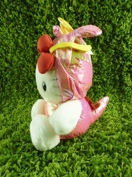 【震撼精品百貨】Hello Kitty 凱蒂貓~KITTY生肖絨毛娃娃-亮面龍