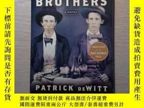 二手書博民逛書店The罕見sisters brothersY227053 Pat