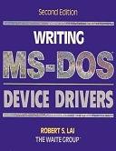 二手書博民逛書店 《Writing MS-DOS Device Drivers》 R2Y ISBN:0201608375│Addison-Wesley Professional